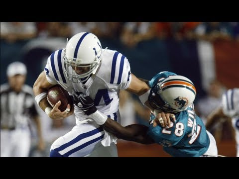 Dallas Clark 2009 Colts Highlights