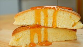 Souffle Pancakes FOOD VIDEO NO OVEN 스윗더미 . Sweet The MI