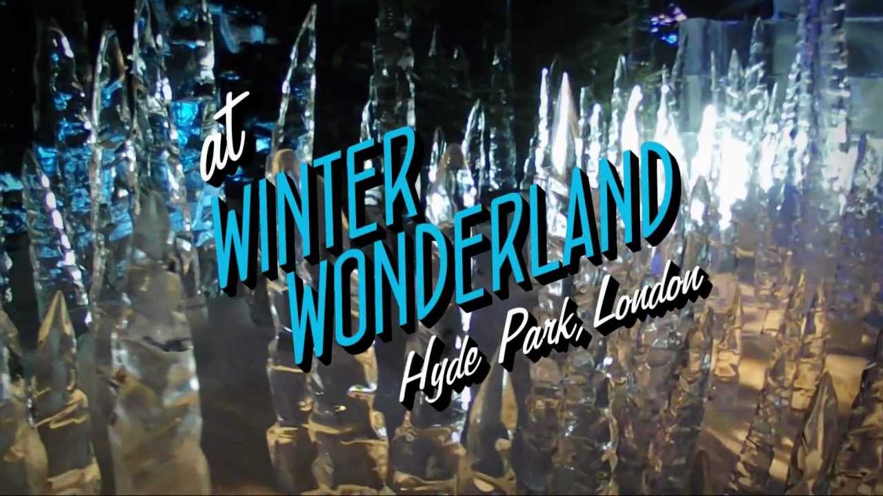 The magical ice kingdom london