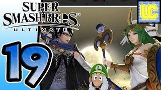 Super Smash Bros. Ultimate || 1V1 Me!!!    !newvid