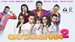 Qaysarginam 2 film premyerasidan videoreportaj | Кайсаргинам 2 котил фильмининг премьерасидан