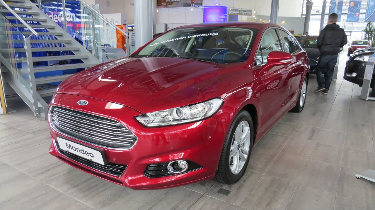2015 ford mondeo titanium 2 0 youtube. Black Bedroom Furniture Sets. Home Design Ideas
