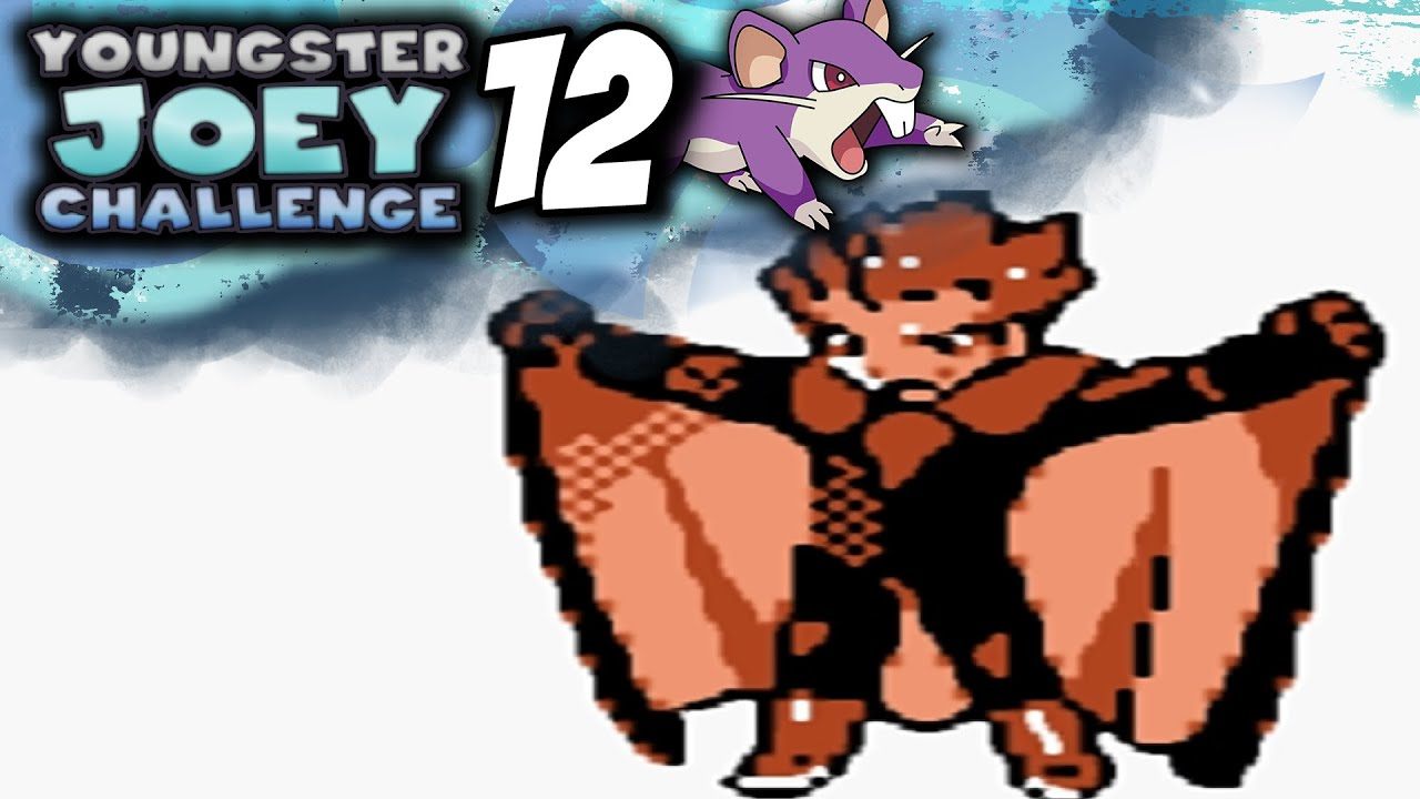 Pokemon Crystal [Youngster Joey Challenge] - Episode 12 ... Youngster Joey Challenge