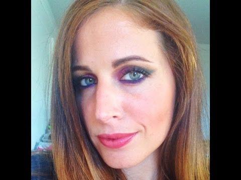 Makeup Tutorial Trucco Aperitivo  Autunnale