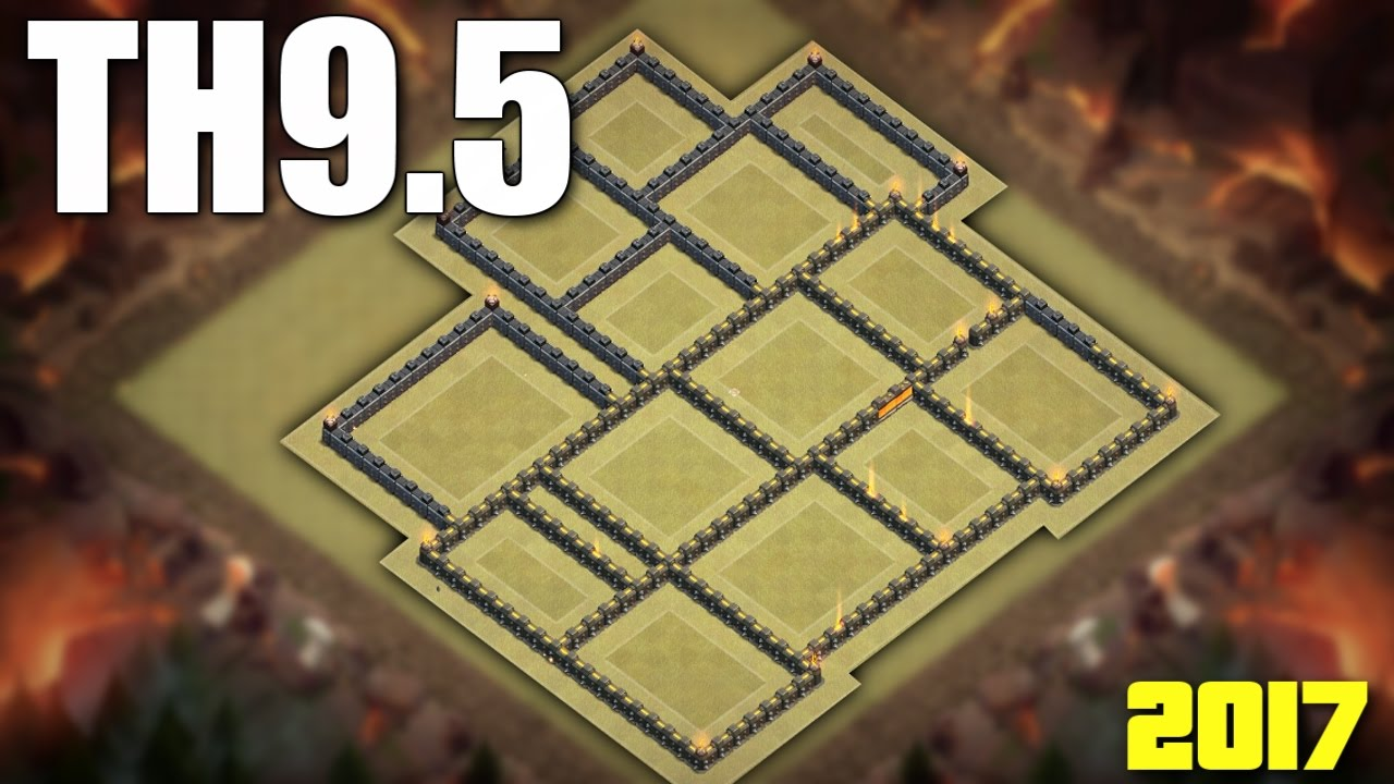 X Bow Clash Of Clans Town Hall 9.5 (TH9.5 )...