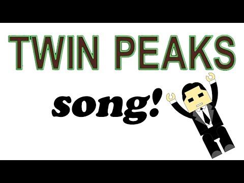 Twin Peaks theme song with lyrics (Official) Falling Julee Cruise Angelo Badalamenti