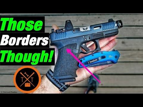 Best Stippling For Carry?? 💥Stippgrips Glock 19 Review!
