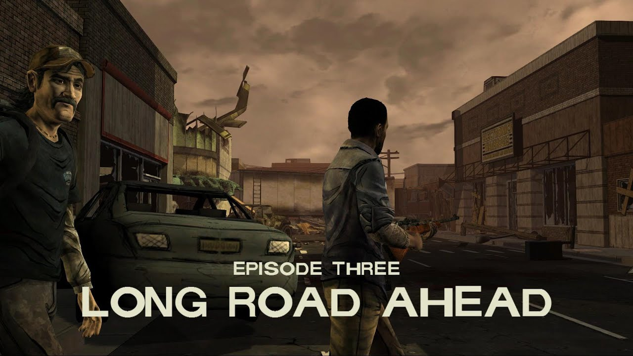 Walking Dead The Game Episode 3 Part 14 Train Station ...