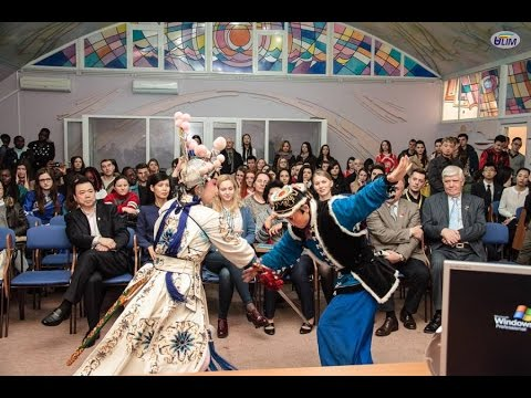 Spectacolul istoricei Opere Beijing, la ULIM, prezentat audiențelor MOLDOVA 1 TV