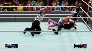 WWE 2K18 Trainer