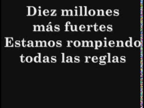 MKTO - Thank You - Sub  Español