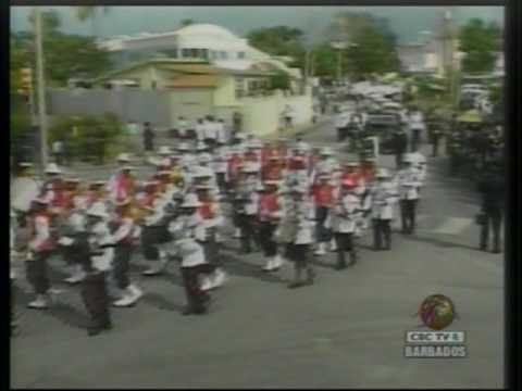 The Funeral of Barbados' Late Prime Minister Hon. David Thompson - Part 1 / 3
