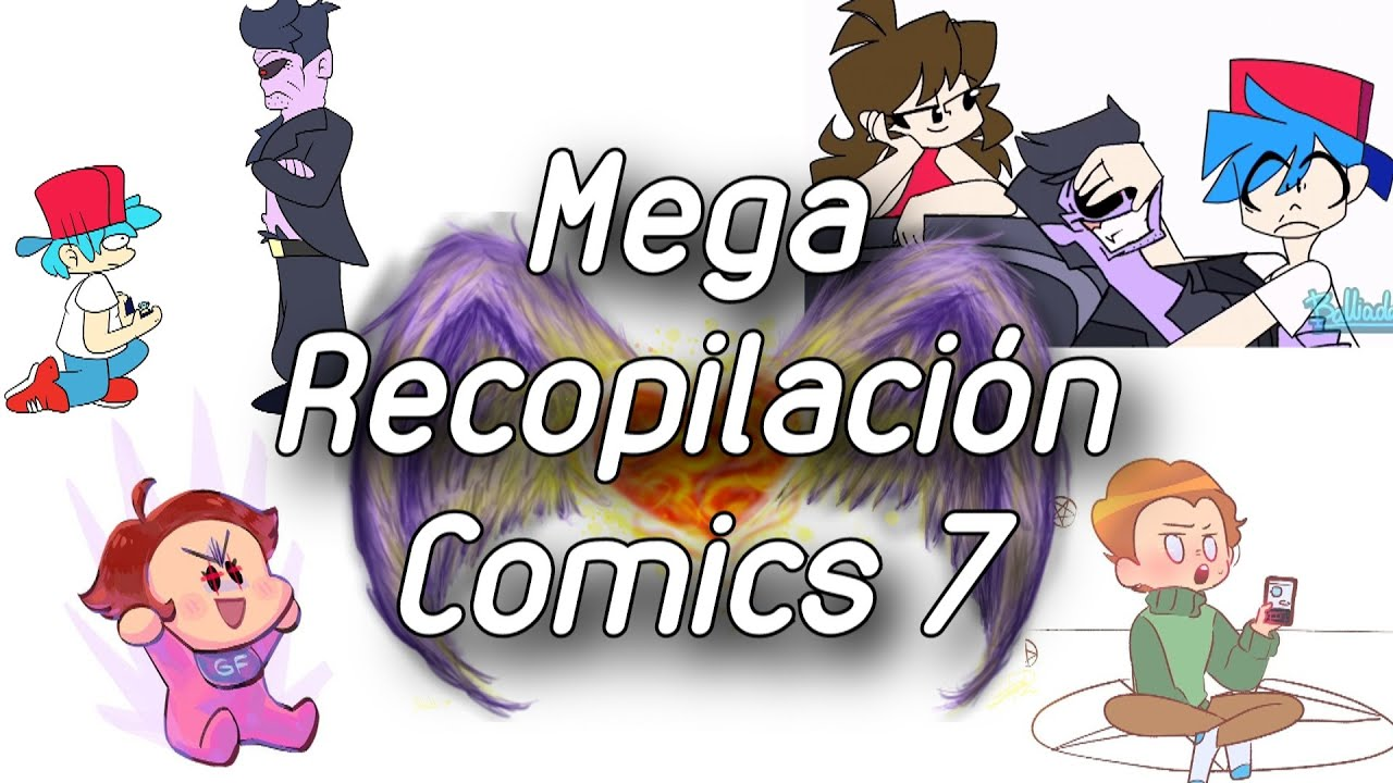Friday Night Funkin: Mega Recopilación Comics 7 - Fandub Español