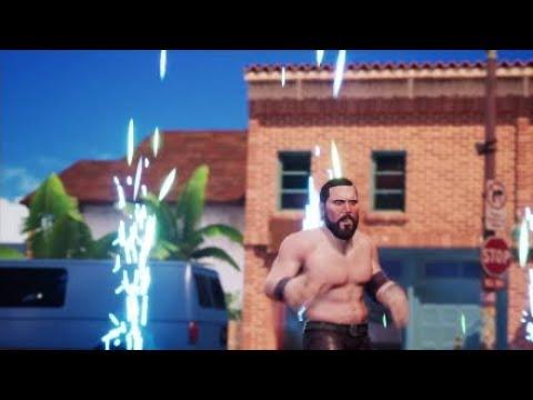 Curtis Axel (DLC ) WWE 2K Battlegrounds  