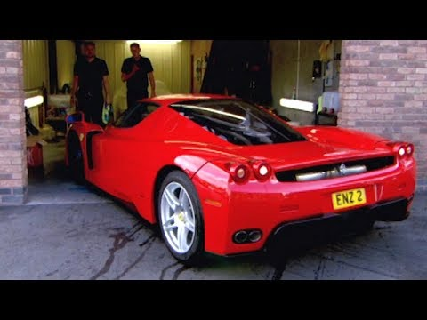 Inside A Luxury Car Dealership - Fifth Gear