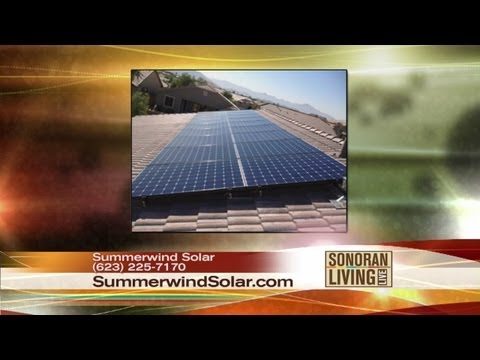 Summerwind Solar: Learn how to lease a solar panel