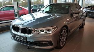 2018 BMW 520d xDrive Limousine Sport Line | -[BMW.view]-