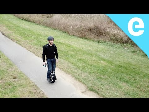 Review: InMotion Glide 3 Electric Unicycle (Solowheel V8)