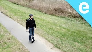 Review: InMotion Glide 3 electric unicycle (Solowheel V8) thumbnail