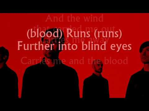 AFI - The Wind That Carries Me Away (Lyrics on screen)