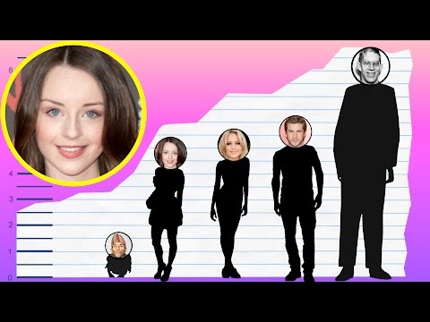 How Tall Is Kacey Rohl?  Height Comparison!