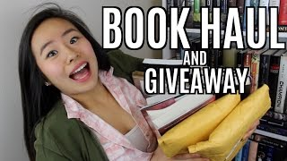 Grace Spent Money On Books Book Haul Unboxing Giveaway