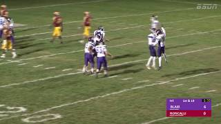 BSDN Live - Blair @ Omaha Roncalli - Football - 2018