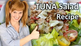 Tuna Salad Recipe. Anya Kitchen