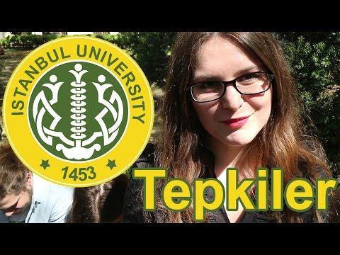 İstanbul Üniversitesi - Okuduğun Bölümü Söylediğinde Aldığın Tepki!