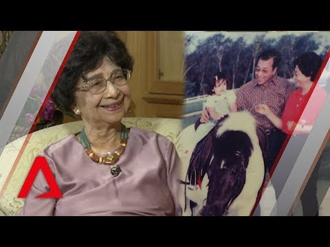 Malaysia's Siti Hasmah on husband PM Mahathir Mohamad and #couplegoals