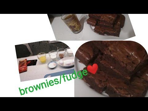 البراونيز-الناجح%💯-fudge/brownies-aux-chocolat-❤️