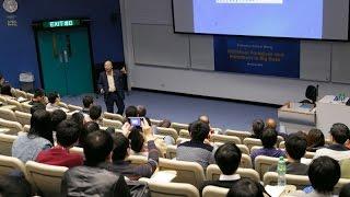 IAS Distinguished Lecture : Prof Xiao-Li Meng (18 Jan 2016)