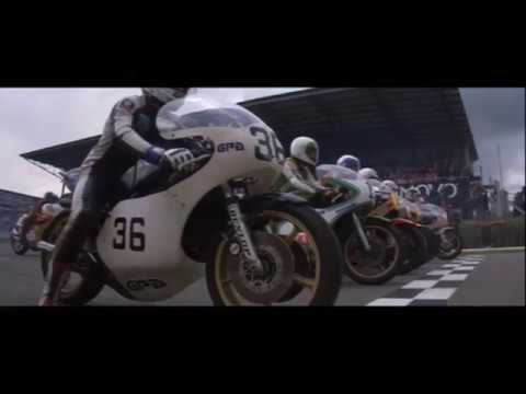 Silver dream racer movie