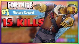 High Kill Gameplay Duos - FORTNITE Battle Royal Gameplay
