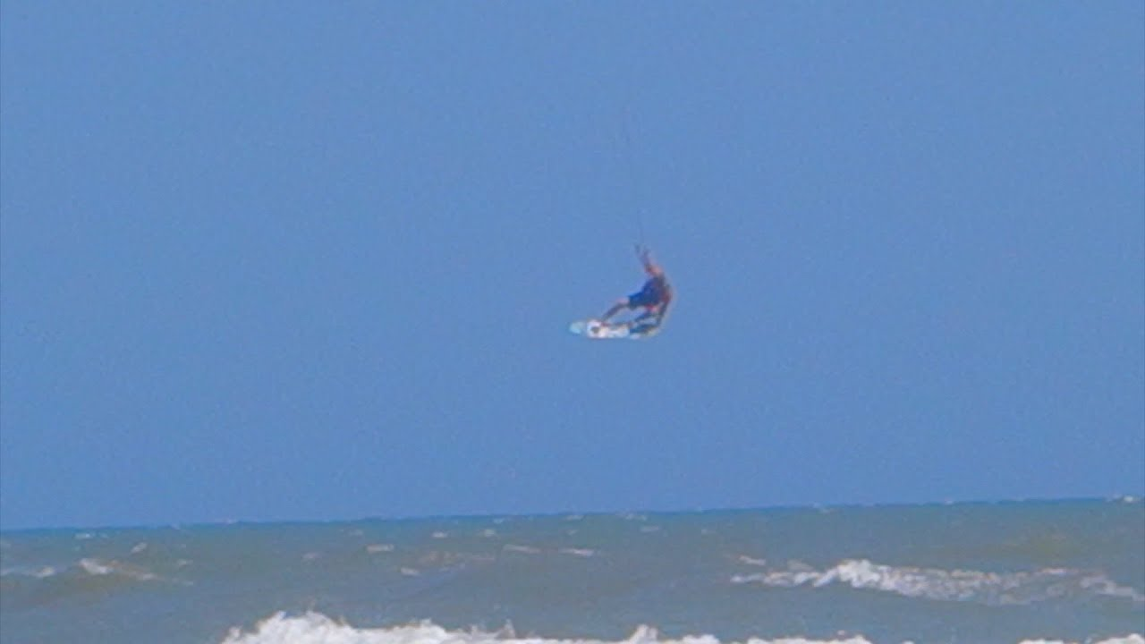 Kite Surfing Kiteboarding In Myrtle Beach South Carolina