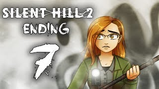Silent Hill 2: Restless Dreams - LAKE VIEW HOTEL, THE ENDING & NG+ ENDING! ~Part 7~ (Horror Game)