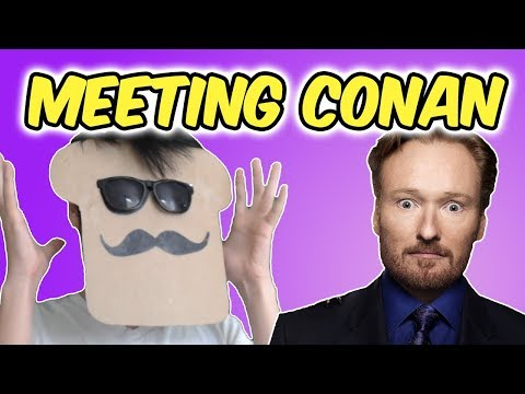 Thumbnail: Disguised Toast MEETS CONAN O'BRIEN! | Oktoberbrawl Hearthstone Tournament at TwitchCon!