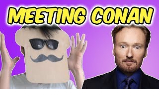 Disguised Toast MEETS CONAN O'BRIEN! | Oktoberbrawl Hearthstone Tournament at TwitchCon!