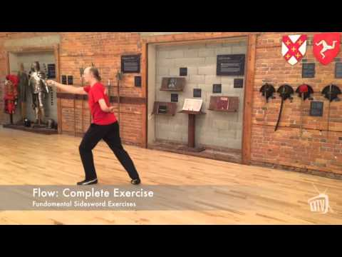 Flow: Complete Exercise - Sidesword Exercises