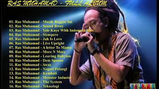 Gambar cover RAS MUHAMAD - THE BEST FULL ALBUM - REGGAE INDONESIA