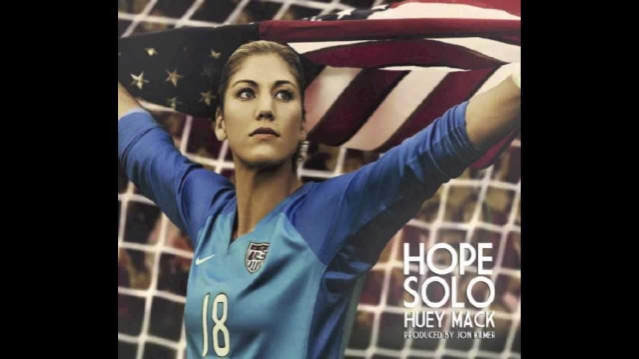 Hope Solo huey mack