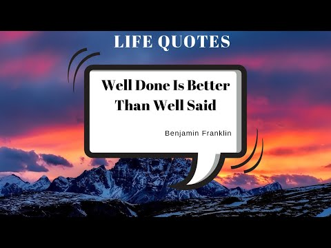 Nice Quotes On Life