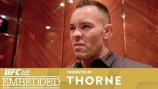 UFC 245 Embedded: Vlog Series - Episode 1