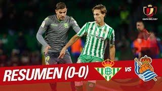 Resumen de Real Betis vs Real Sociedad (0-0)