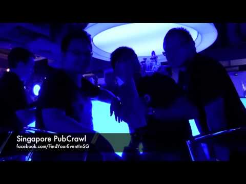 Singapore Pub Crawl - It's time to Party!!.mp4