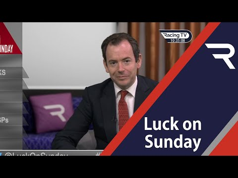 Talking Points - Luck On Sunday - Racing TV