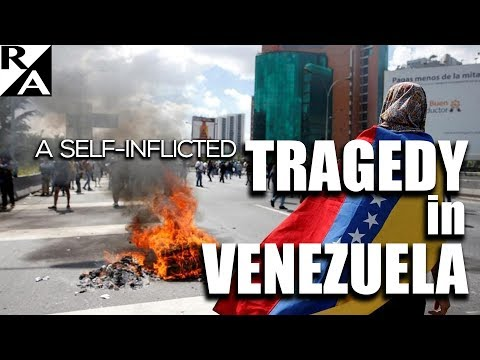 Right Angle - A Self Inflicted Tragedy in Venezuela - 08/09/17