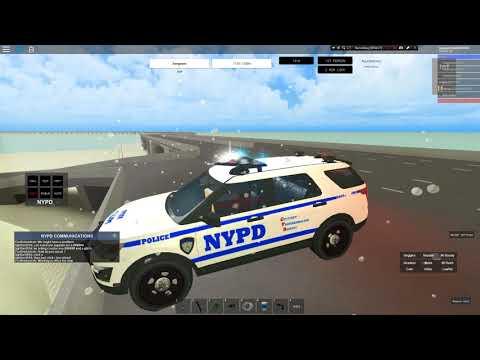 Roblox gameplay  NYC police sim 6  Christmas Bank Robbery's!  CHRISTMAS SPECIAL!