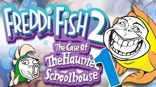 Freddi Fish 2 - The Haunted Outhouse (1)