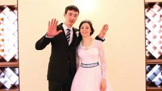 видео отзыв молодожёнов, ведущий на свадьбу в Самаре - Сергей Антипов